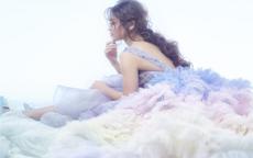 拍婚纱照可以有刘海吗 什么发型拍婚纱照好看