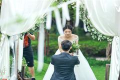 北京草坪婚礼一般多少钱2018