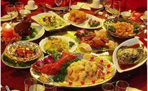 花园饭店婚宴菜单