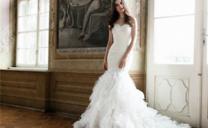 小白新娘该怎么选婚纱?试纱超全攻略