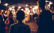 婚礼现场送给新人的歌