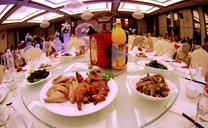 结婚酒宴多少钱一桌