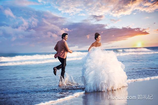 海南三亚的婚纱摄影_海南三亚十大婚纱摄影