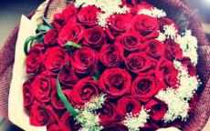 结婚纪念日买什么花呢