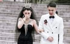 可以举办黑色婚纱婚礼吗