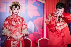 中式婚礼爱情宣言 浪漫大气的新人誓言