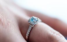 银戒指太大了怎么办