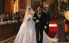 教堂婚礼仪式流程