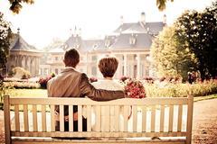 领完结婚证可以发哪些幸福的说说