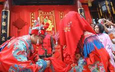 传统中式婚礼流程