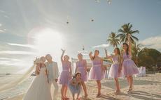 同学女儿结婚祝福语