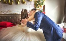 一句新婚祝福语创意