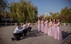 婚礼现场给新娘惊喜的创意