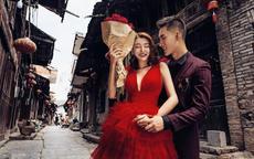 桂林婚纱摄影店排名