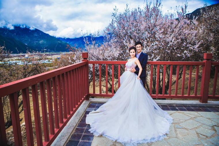 郑州拍婚纱照比较好的地方