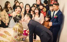 结婚祝福语怎么讲