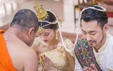 传统的泰国婚礼仪式流程