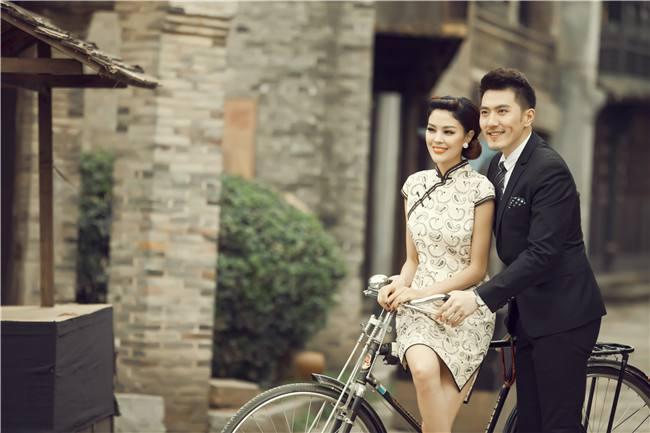 旗袍婚纱照拍摄注意事项