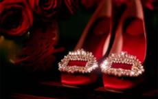 婚鞋流行款式大公开,结婚当天的婚鞋讲究你了解吗