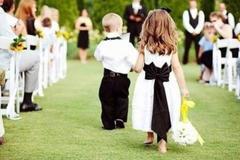 结婚用花童是什么意思