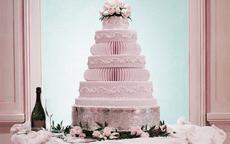 结婚蛋糕图片大全