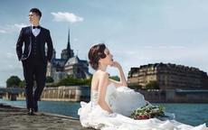 在巴黎拍婚纱照攻略