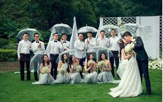 结婚简短祝福语唯美十个字