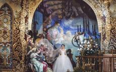 抖音新娘出场唱的歌