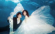 拍摄水下婚纱照需要注意什么