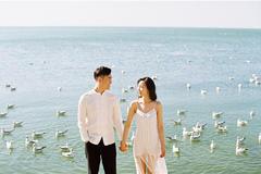 海南三亚婚纱照几月拍好