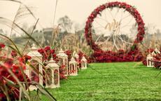 农村婚礼场景布置步骤