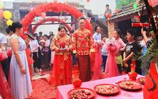 农村办个婚礼多少钱