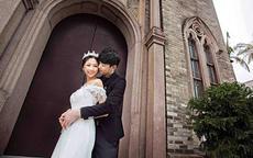 国外拍婚纱照价格大概是多少