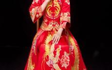 中式礼服图片欣赏及挑选指南