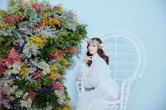 韩式婚纱摄影穿什么好