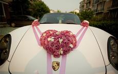 主婚车花车图片及装饰技巧