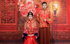 中式婚纱价格是多少