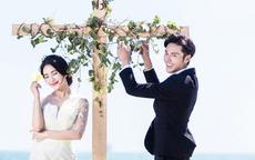 婚纱照拍摄选衣服技巧