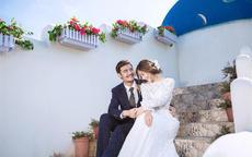 希腊婚纱照价格大概多少