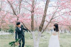 4月婚纱照哪里拍好看