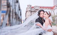 上海婚纱照一般多少钱