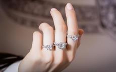 女生右手食指戴戒指代表什么意思