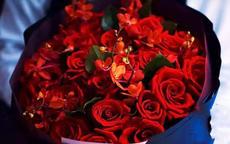 老婆生日送什么花