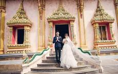 泰国拍婚纱一般多少钱