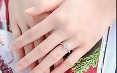 女戒指的戴法和意义图