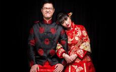 中式婚纱定制多少钱