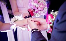一句简短的结婚祝福语写法与范文