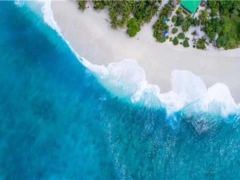 马尔代夫旅拍