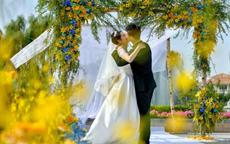 结婚祝福诗句怎么说