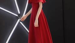 【推荐】百元红色敬酒服也能让你美开挂!